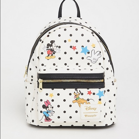 1978a6f5bb4 Torrid Disney Collection Mickey Mouse Backpack